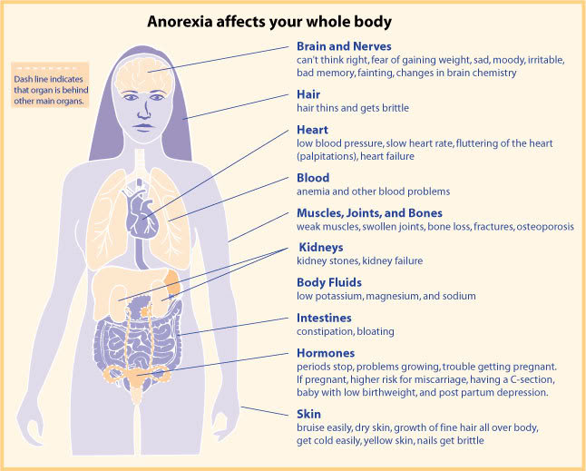 anorexia nervosa articles or reviews 2013
