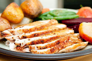 OVEN BRAISED TURKEY BREAST